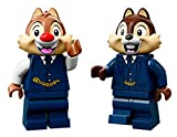 LEGO Accessories: Disney Train Station Minifigs - Chip and Dale