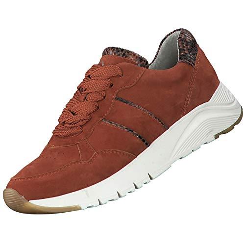 Tamaris Damen 1-1-23704-34 Sneaker, Braun (Brandy Comb 368), 40 EU
