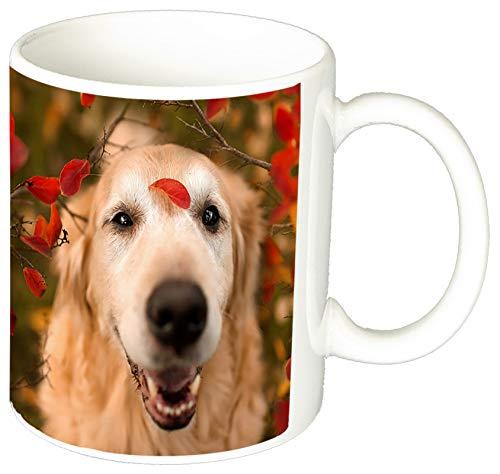 MasTazas Golden Retriever K Tasse Mug