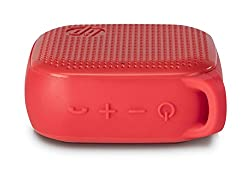 HP Mini 300 Bluetooth Speakers (Red),hp,Mini 300,bluetooth speaker,bluetooth speakers,portable speaker,speaker,speaker bluetooth,speakers,speakers bluetooth wireless,unique design speaker,unique design speakers