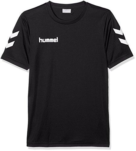 Hummel Herren Core Polyester Tee T shirt, Schwarz, 64-76 EU