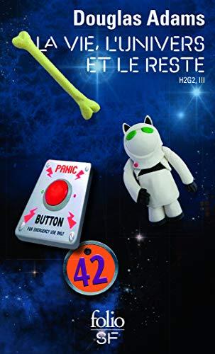 H2G2, III:La Vie, l'Univers et le Reste