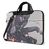 XCNGG Sword Art Online Anime Laptop Hombro Messenger Bag Tablet Computer Storage Mochila Bolso 14 Pulgadas