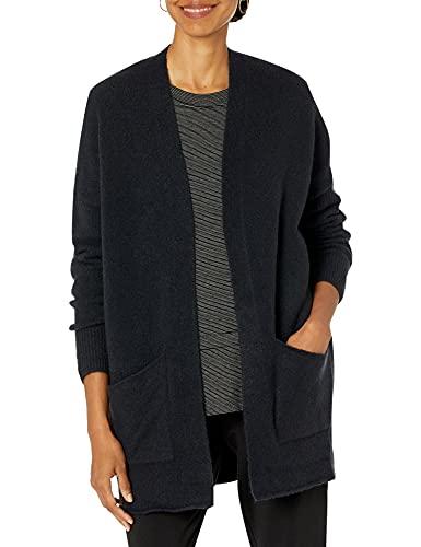 Amazon Brand - Daily Ritual Women's Cozy Boucle Coatigan Sweater