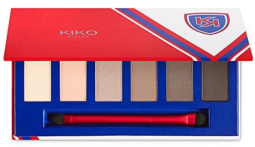 KIKO Milano - Paleta de sombra de ojos 'Prom Queen' - 02 Stylist Taupes