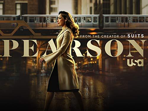 Pearson, Season 1