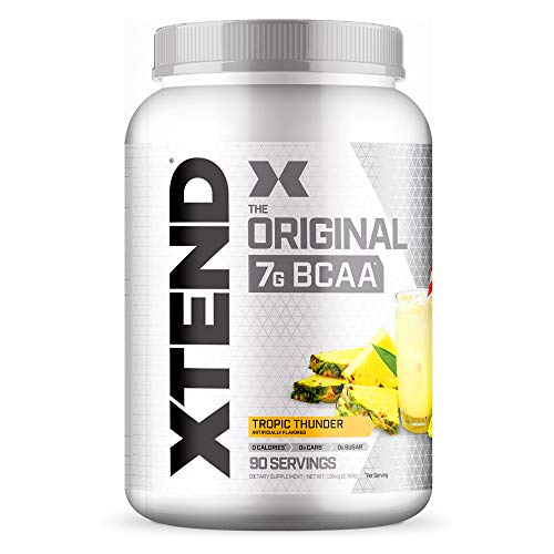 Scivation Xtend BCAA Tropic Thunder (トロピック サンダー) 90杯分 【海外直送品】