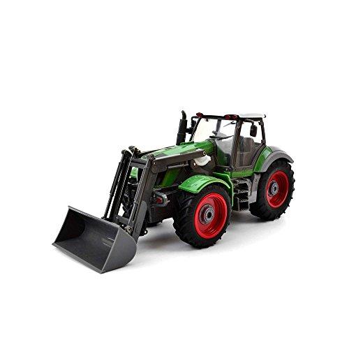 RC Traktor kaufen Traktor Bild 1: Riesenr XXL RC ferngesteuerter Traktor mit Anhänger Trecker*