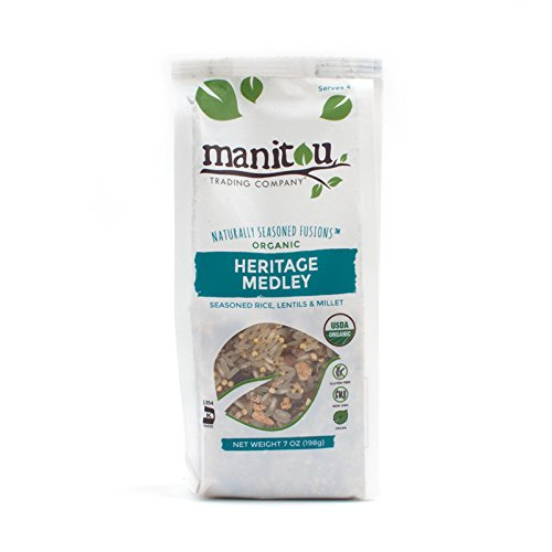 Organic Heritage Special Campaign Max 58% OFF Medley by Manitou Trading 6 Company Oz Pac 7
