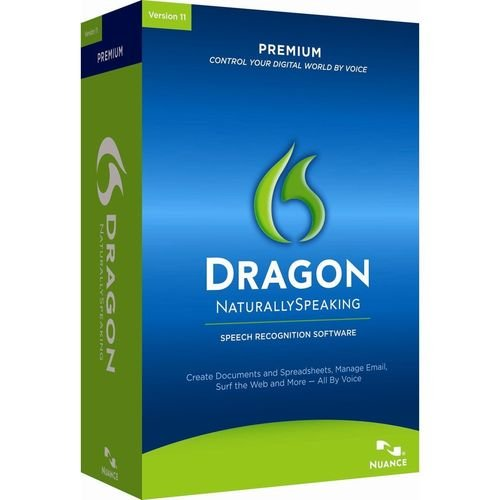 Dragon NaturallySpeaking 11 Premium - Edu OLV