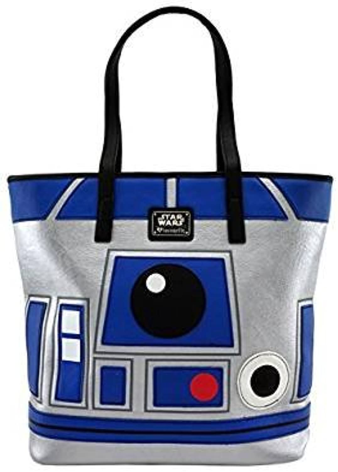 Loungefly Star Wars R2D2 BB8 2 Sided Tote