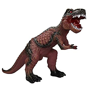 T Rex Dinosaur Toy for Kids 3+ Years Old Realistic Roaring 25.2  Big Dinosaur Kids Toys for Boys & Girls Birthday Gift Play Education Collection Decorations