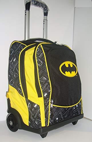 Zaino Scuola Trolley Batman 300314