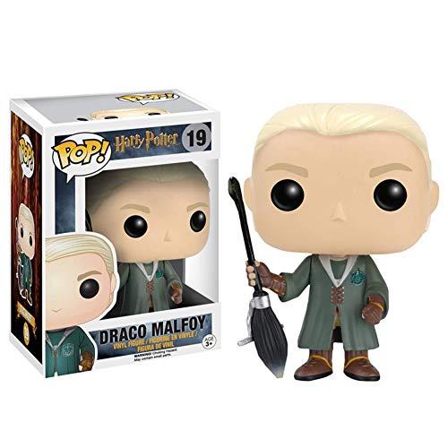 LiQi Pop 19# Películas: Draco Malfoy Vinyl Figura