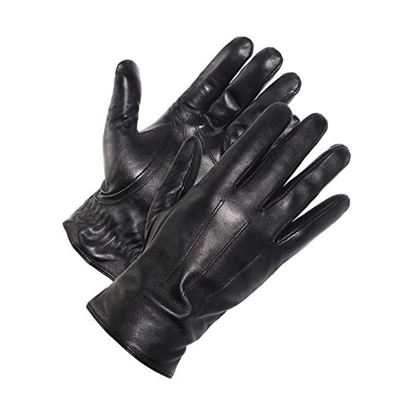 Aemilas Genuine Leather Cold Weather Winter Gloves 1