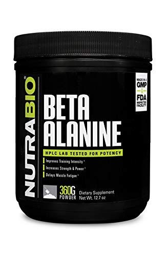 NutraBio Beta Alanine Pre-Workout S…