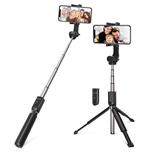 BlitzWolf Perche Selfie Trépied avec...