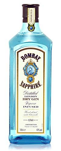 Bombay Sapphire 47{3728757f9dae6653a0fe199dfb62068a927b40b67b97448210d916b6630656ab} Dry Gin
