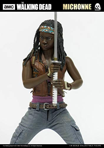 Walking Dead FEB179015 Michonne Figur