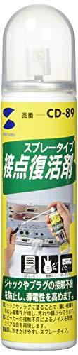 サンワサプライ セッテンフッカツザイ(スプレータイプ) CD-89