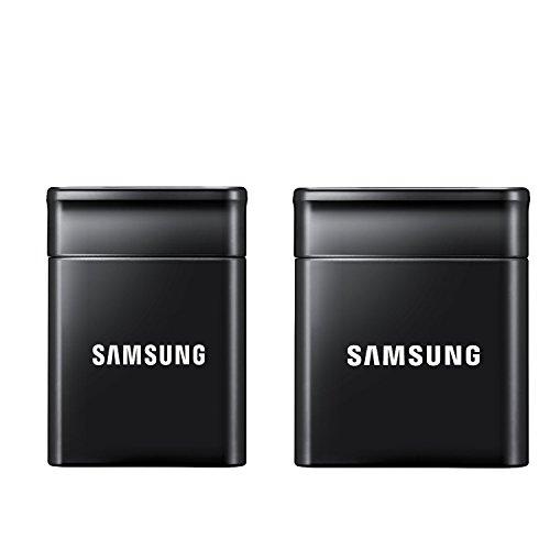 Samsung Original USB/SD-Adapter Set EPL-1PLRBEGSTD (kompatibel mit Samsung Galaxy Note 10.1, Galaxy Tab 2 und Galaxy Tab 10.1 und 10.1N) in schwarz