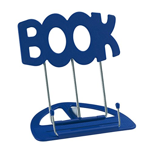 König & Meyer UniBoy Book leggio Blu Plastica