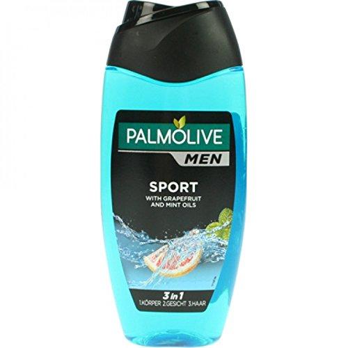 Palmolive Men Duschgel Sport, 6er Pack (6 x 250 ml)