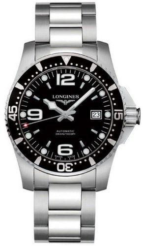 Longines Sport Collection Hydroconquest Mens Watch L3.641.4.56.6