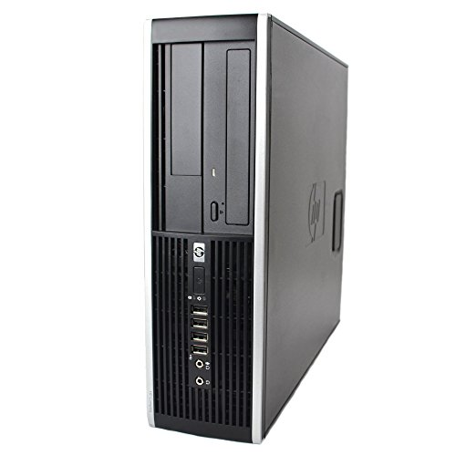 HP 8100 Desktop Computer Intel i5 3.2GHz Processor 8GB Memory 1TB HDD Genuine Windows 10 Professional (Renewed)
