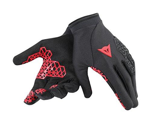 Dainese Tactic Gloves Guantes de MTB, Unisex-Adult, Negro/Negro, L
