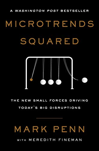 Microtrends Squared: The New Small Forces Driving Today's Big Disruptions (English Edition)