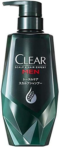 CLEAR for men(クリア フォー メン) トータルケア スカルプシャンプー
