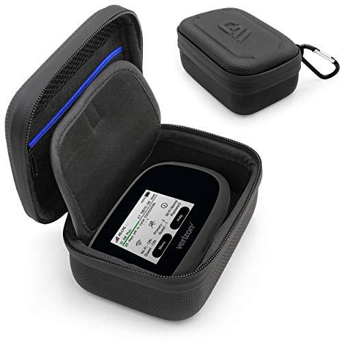 CASEMATIX 4G WiFi Hotspot Carrying Case Compatible with Verizon Jetpack