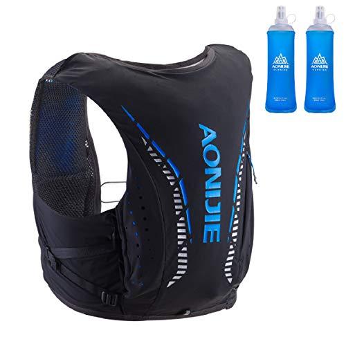 TRIWONDER Mochila de hidratación Ligero 10L Superior