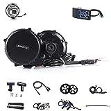 bafang BBS01B 36 V 250 Watt Mittelmotor Kit Bike Conversion Kit Elektrische Fahrrad Motor Elektrische Antrieb für Fahrrad