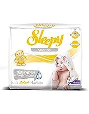 Sleepy Sensitive Islak Mendil, 3 X 50 Adet