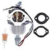 Autoparts Carburetor Replacement for Generac Guardian 091188A CMV17-B2 091188BESV RV Generator NP-50G
