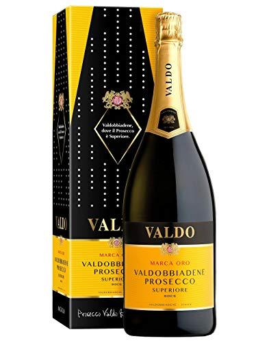 Valdobbiadene Prosecco Superiore Extra Dry DOCG - Marca Oro - Valdo - Magnum 1 x 1,5 l.