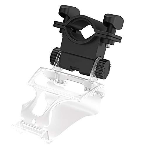 Timagebreze Abrazadera de Soporte de Manguera de Cachimba Juego Ajustable y Clip de Humo para PS5 Soporte de Soporte de Gamepad de Controlador InaláMbrico