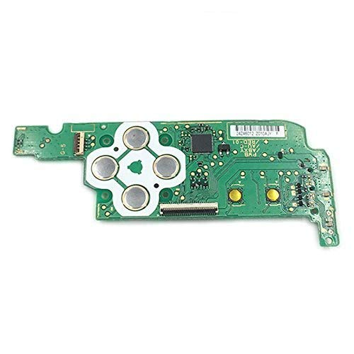 New Replacement Power Switch Button Board D Pad ABXY Button Board for Nintendo New 3DS XL/LL.