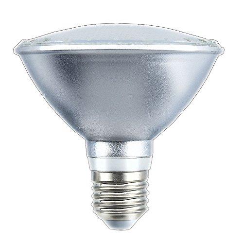 Bonlux PAR30 LED E27 Reflektorstrahler 12W Lampe Wasserdicht IP65 Reflektorlampe Warmweiß 3000K AC 220-265V Ersetzt 120W 50-60hz 120 Grad (Nicht Dimmbar) 1-Stück