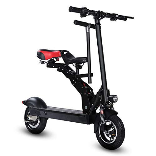 Check Out This YANG Scooters Electric for Adults with seat,Foldable Powerful 350W Motor Speed ​​...
