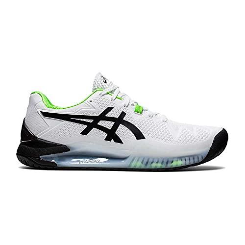 ASICS Gel-Resolution 8, Zapatillas de Running Hombre, White...