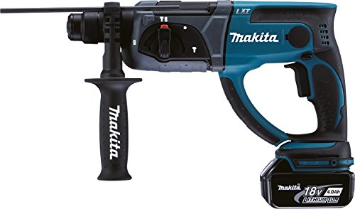 MAKITA DHR202RMJ Martillo ligero SDS plus 2x18V 4Ah Li-ion