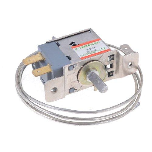 sourcingmap® WECHSELSTROM 220-250V 5(4) Eine 50/60Hz Gefrierschrank Kühlschrank-Thermostat 85cm Seil de