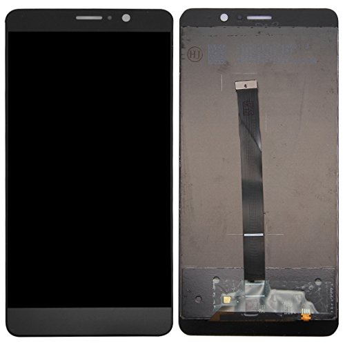 Compatibele Vervangings IPartsBuy for Huawei Mate 9 LCD-scherm + Touch Screen Digitizer Vergadering Accessory (Size : For huawei mate 9 black)