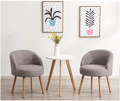 Es Wurde Durch Die Kombination Eines Einfachen Restaurant-Tisch Und Stuhl Des Nordic Entworfen.Die Zahl Der Modernen Hof Salon Im Freien Garten Kleinen Runden Tisch Büromöbel Entertainment-Zimmer-Hote