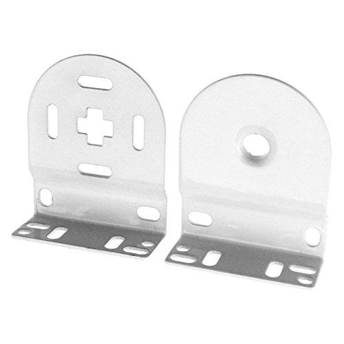 Reparatieset voor rolgordijn 32 mm, wit
