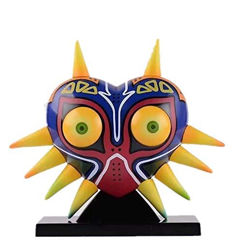From HandMade Figura de Legend of Zelda Figura de máscara de Majora Figura de Anime Figura de acción