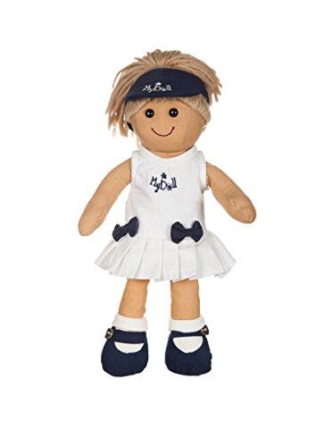 My Doll - Poupée Joueuse de Tennis - 25 cm